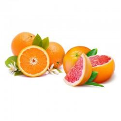 Oranges+Pamplemousses (6+6)
